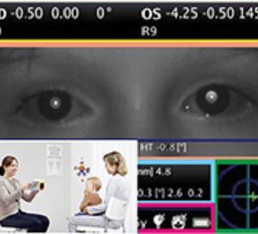 provjera vida kod djece